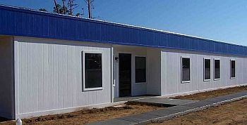 modular bank office building - click picture to see larger version